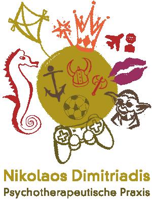 Nikolaos Dimitriadis Kinder und Jugendtherapeut Logo